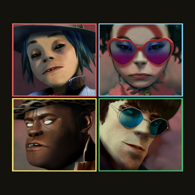 Gorillaz: Humanz (Deluxe)